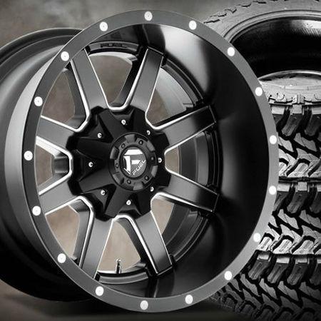 Bild für Kategorie Wheels & Tires