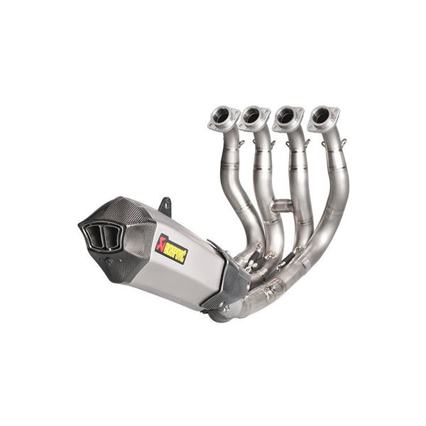 Picture of Evolution 4-1 Exhaust System